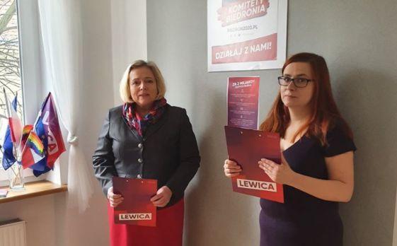 Briefing prasowy z Barbarą Słanią