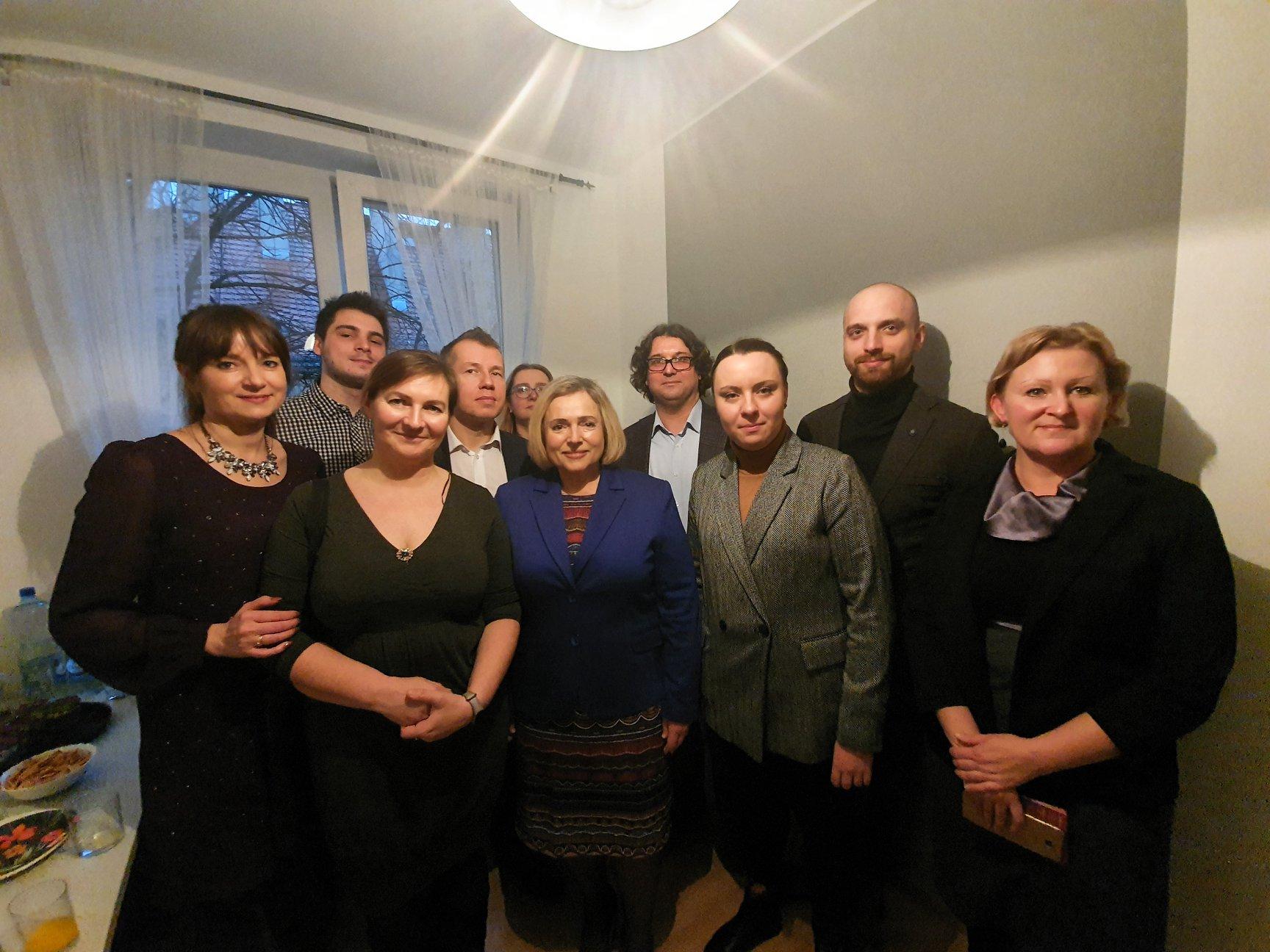 Spotkanie z Przedsiośniem w Śląskim
