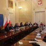 Spotkanie dotyczące sytuacji osiedla romskiego w Maszkowicach