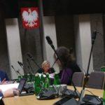 Zaplanowanie prac Komisji na IX kadencję Sejmu
