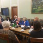 Spotkanie z delegacją polsko-ukraińskiego Zespołu Parlamentarnego