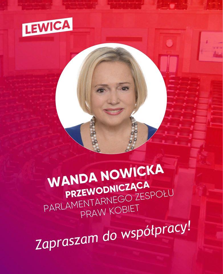 Powstał Parlamentarny Zespół Praw Kobiet