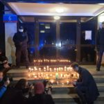 Spotkanie pod siedzibą Episkopatu – wyraz solidarności z ofiarami księży pedofilów