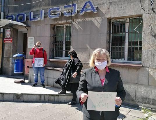 Trzeba bronić studentki Uniwersytetu Śląskiego!
