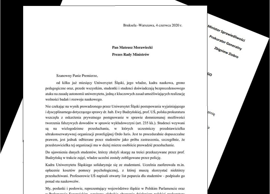 Porażka Ordo Iuris. Koniec szykanowania studentów/ek UŚ