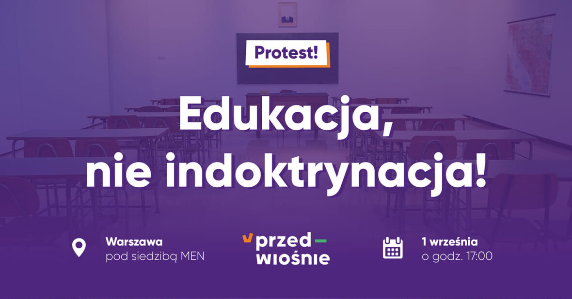 Polska szkoła: nowoczesna edukacja czy indoktrynacja?