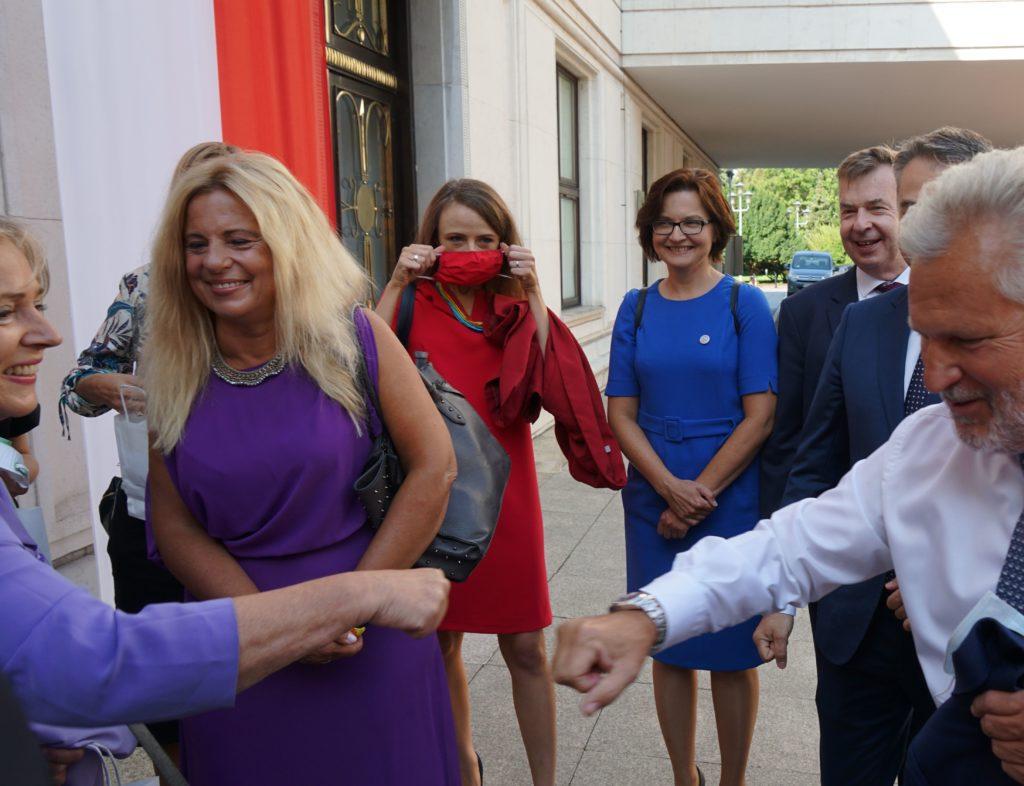 Spotkanie Lewicy z Aleksandrem Kwaśniewskim