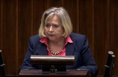 """Wystąpienie po przyjęciu przez Sejm """"ustawy kagańcowej"""""""