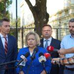 Spotkanie z Premierem w sprawie sytuacji na Białorusi