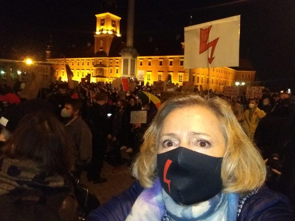 30.10.2020: Strajk Kobiet