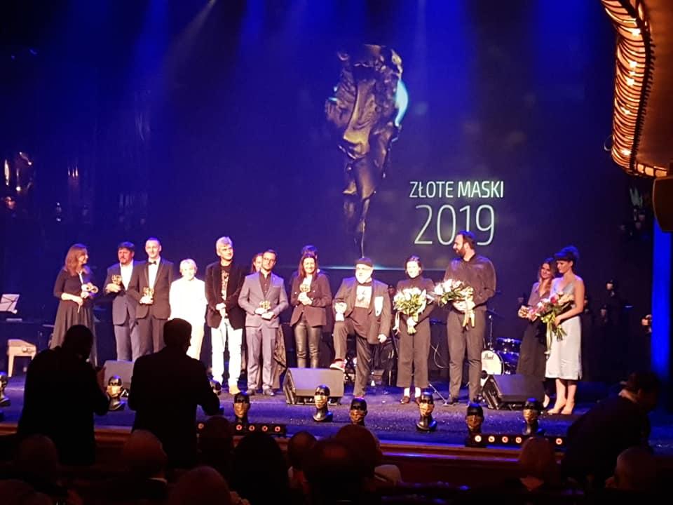 Złote Maski 2019 rozdane!