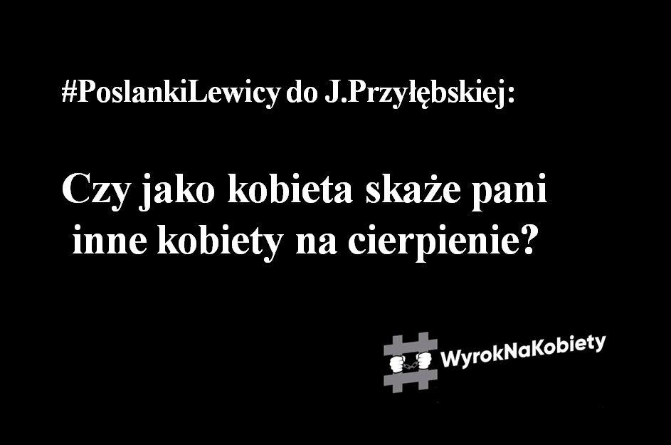 List do Julii Przyłębskiej w sprawie decyzji TK 22.10.2020