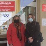 Interwencja poselska w Szpitalu Bielańskim zakończona sukcesem!