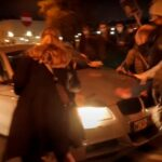 Dlaczego auto oficera ABW z wydziału do zwalczania ekstremizmów staranowało manifestantki?
