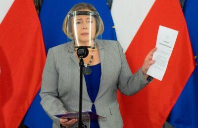 Stop klerykalizacji Krajowej Administracji Skarbowej!