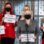 Apeluję, także do posłanek i posłów prawicy - o przyjęcie Ustawy Ratunkowej!